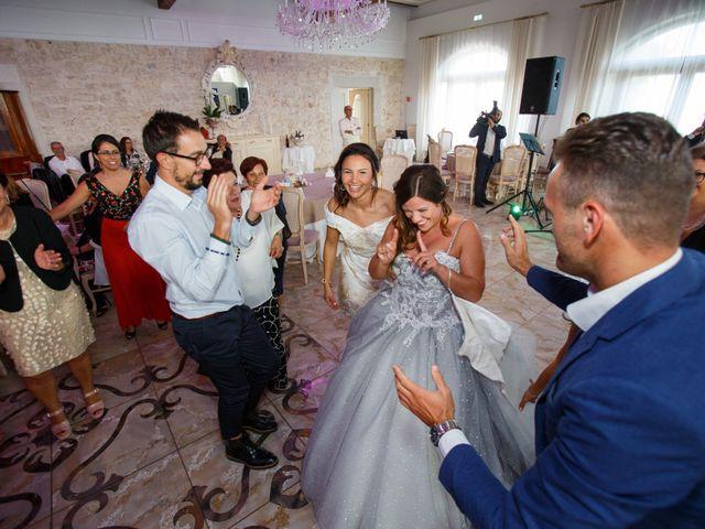 Il matrimonio di Tony e Esmy a Noci, Bari 43