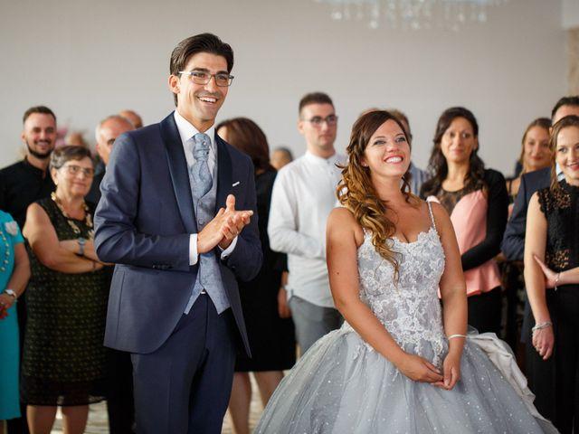 Il matrimonio di Tony e Esmy a Noci, Bari 44