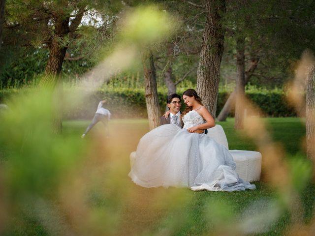 Il matrimonio di Tony e Esmy a Noci, Bari 50