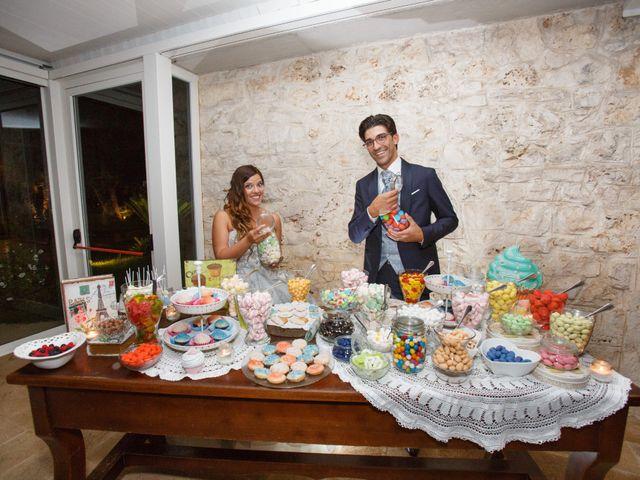 Il matrimonio di Tony e Esmy a Noci, Bari 52