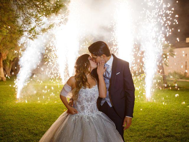 Il matrimonio di Tony e Esmy a Noci, Bari 53