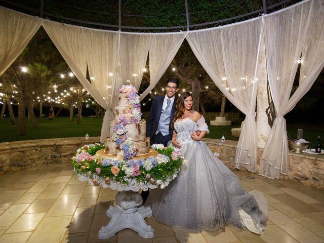 Il matrimonio di Tony e Esmy a Noci, Bari 54