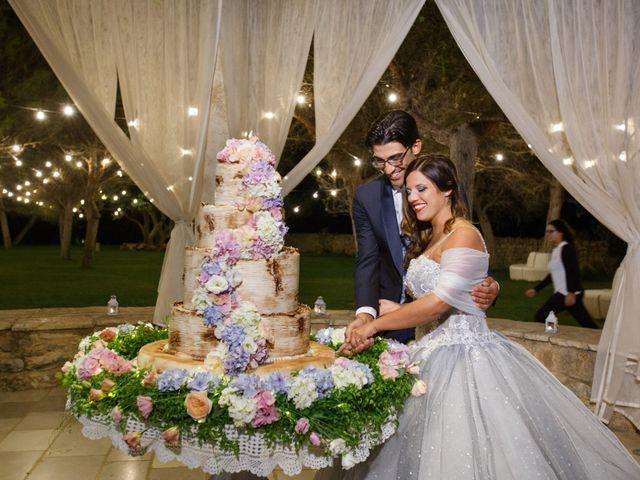 Il matrimonio di Tony e Esmy a Noci, Bari 55
