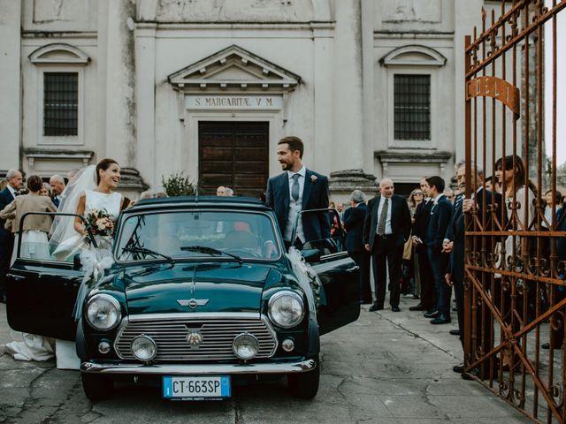 Il matrimonio di Nicola e Camilla a Sasso Marconi, Bologna 8
