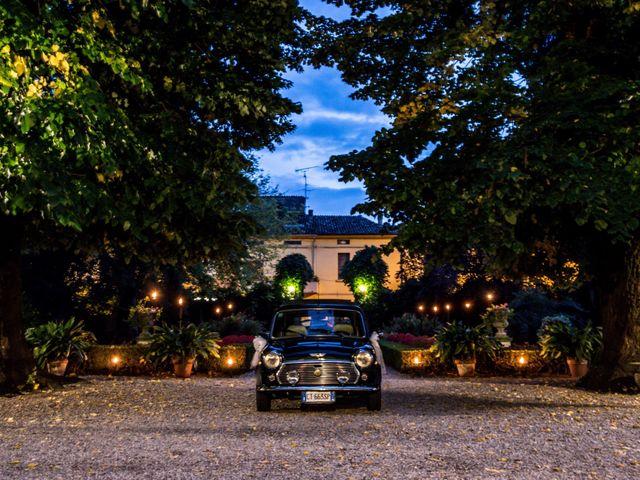 Il matrimonio di Nicola e Camilla a Sasso Marconi, Bologna 25