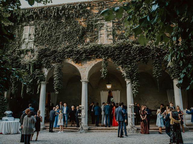Il matrimonio di Nicola e Camilla a Sasso Marconi, Bologna 28