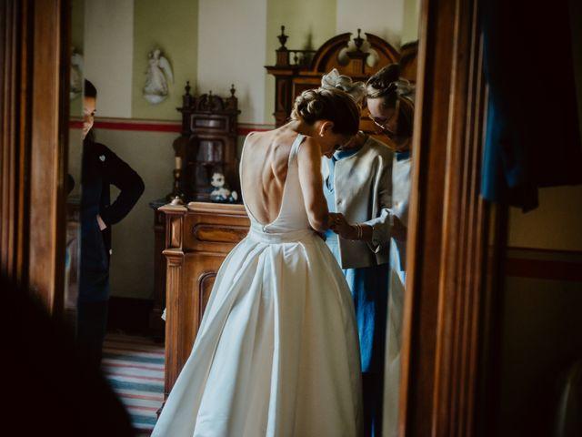 Il matrimonio di Nicola e Camilla a Sasso Marconi, Bologna 32