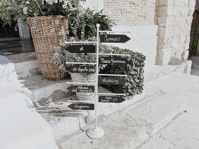 Il matrimonio di Ignazio e Maria Giovanna a Gela, Caltanissetta 2