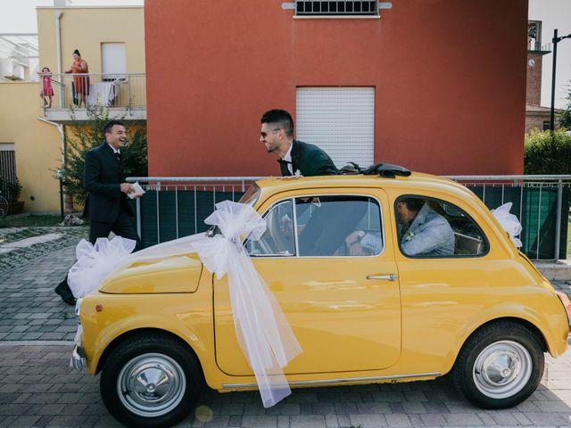 Il matrimonio di Nicolò e Lucia a Senigallia, Ancona 85