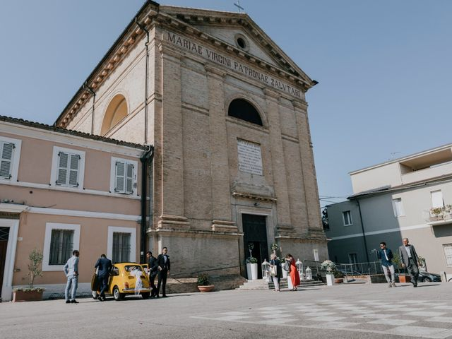 Il matrimonio di Nicolò e Lucia a Senigallia, Ancona 88