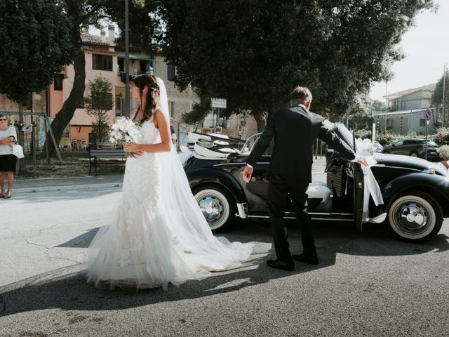 Il matrimonio di Nicolò e Lucia a Senigallia, Ancona 90