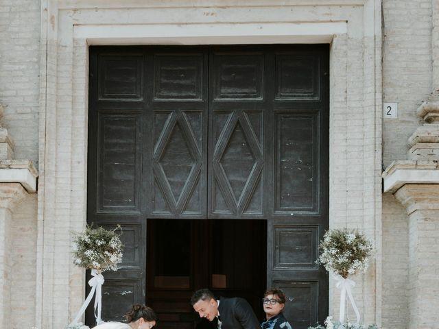 Il matrimonio di Nicolò e Lucia a Senigallia, Ancona 93