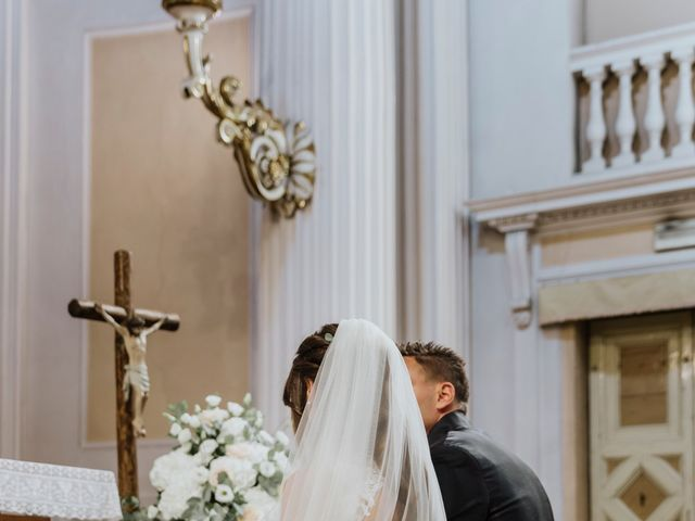 Il matrimonio di Nicolò e Lucia a Senigallia, Ancona 121