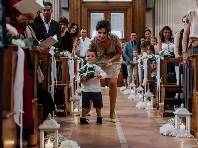 Il matrimonio di Nicolò e Lucia a Senigallia, Ancona 130