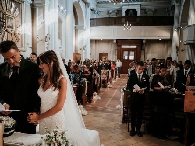 Il matrimonio di Nicolò e Lucia a Senigallia, Ancona 137