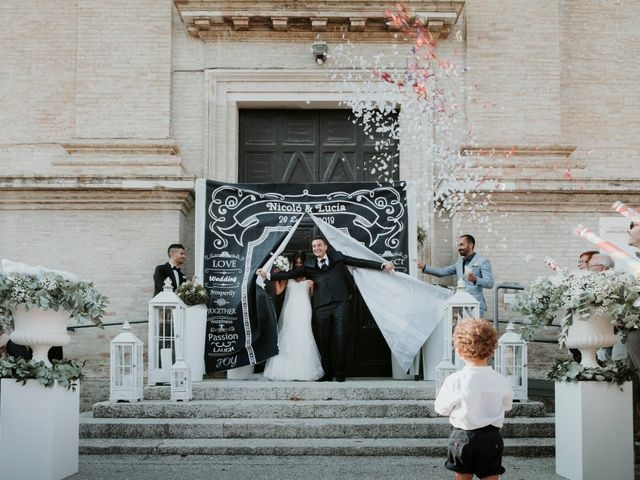Il matrimonio di Nicolò e Lucia a Senigallia, Ancona 161