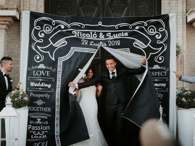 Il matrimonio di Nicolò e Lucia a Senigallia, Ancona 162