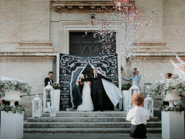 Il matrimonio di Nicolò e Lucia a Senigallia, Ancona 163