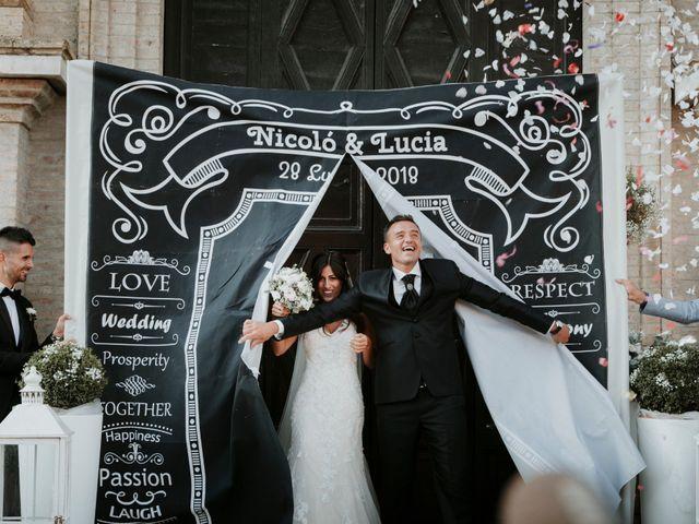 Il matrimonio di Nicolò e Lucia a Senigallia, Ancona 164