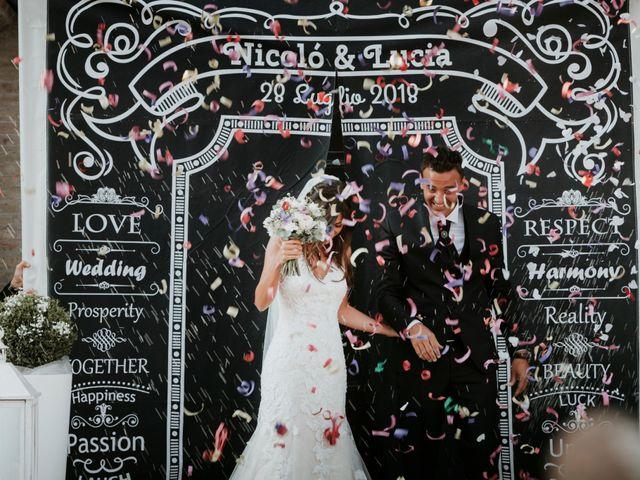 Il matrimonio di Nicolò e Lucia a Senigallia, Ancona 165