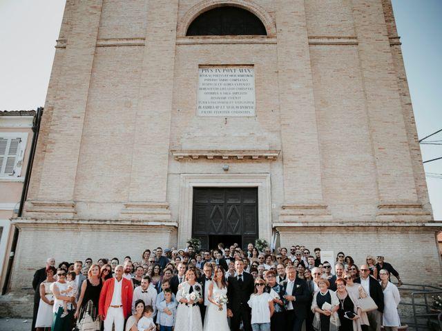 Il matrimonio di Nicolò e Lucia a Senigallia, Ancona 169
