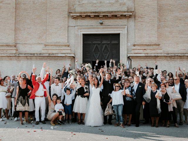 Il matrimonio di Nicolò e Lucia a Senigallia, Ancona 170