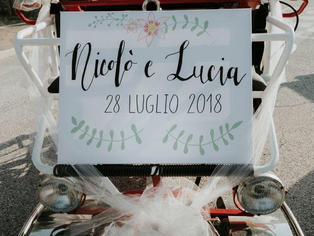 Il matrimonio di Nicolò e Lucia a Senigallia, Ancona 172