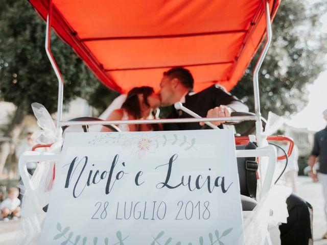 Il matrimonio di Nicolò e Lucia a Senigallia, Ancona 173
