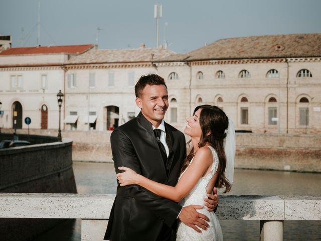 Il matrimonio di Nicolò e Lucia a Senigallia, Ancona 175