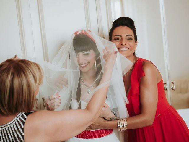 Il matrimonio di Paride e Marina a Lecce, Lecce 8