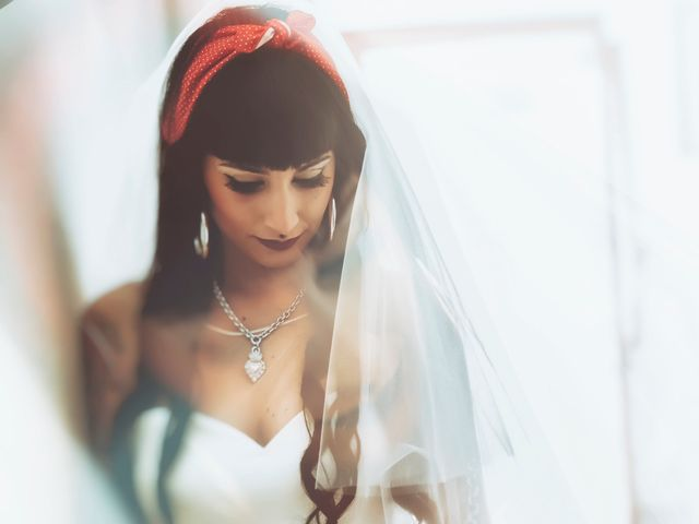 Il matrimonio di Paride e Marina a Lecce, Lecce 9