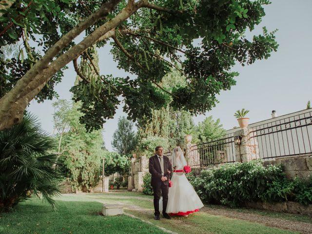 Il matrimonio di Paride e Marina a Lecce, Lecce 13
