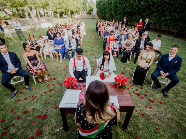 Il matrimonio di Paride e Marina a Lecce, Lecce 14