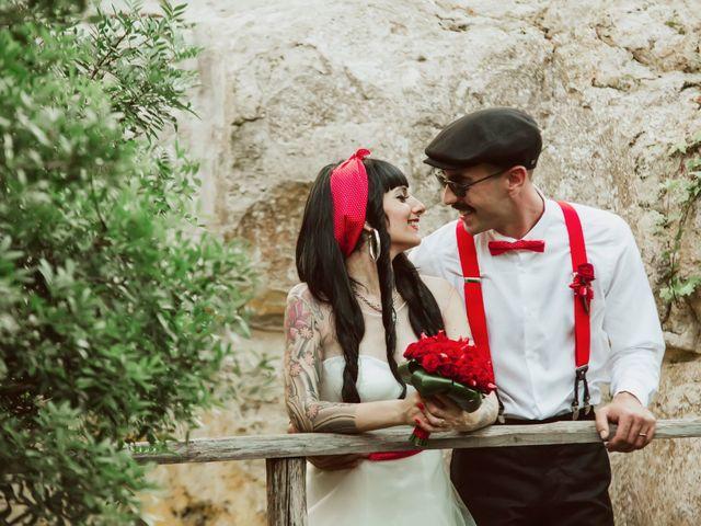 Il matrimonio di Paride e Marina a Lecce, Lecce 18