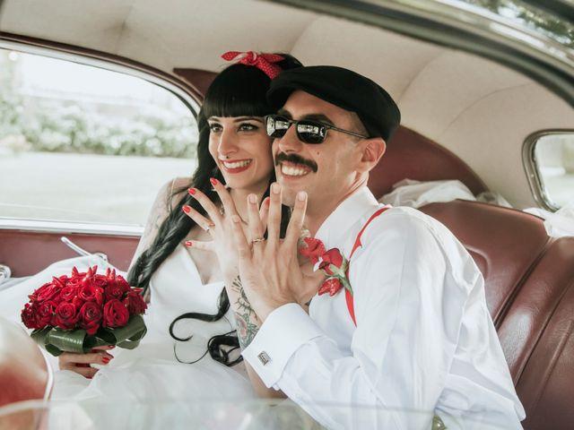 Il matrimonio di Paride e Marina a Lecce, Lecce 20
