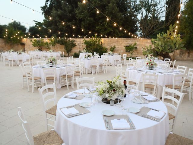 Il matrimonio di Paride e Marina a Lecce, Lecce 23