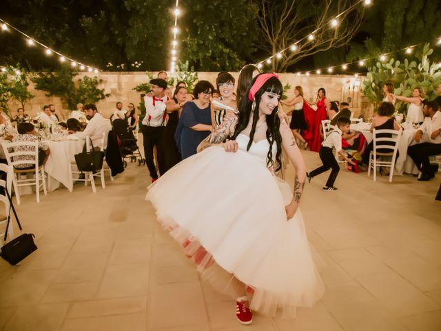 Il matrimonio di Paride e Marina a Lecce, Lecce 30