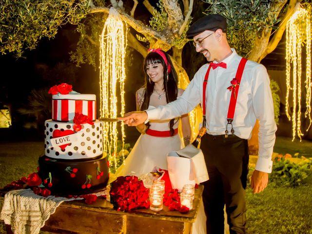 Il matrimonio di Paride e Marina a Lecce, Lecce 32
