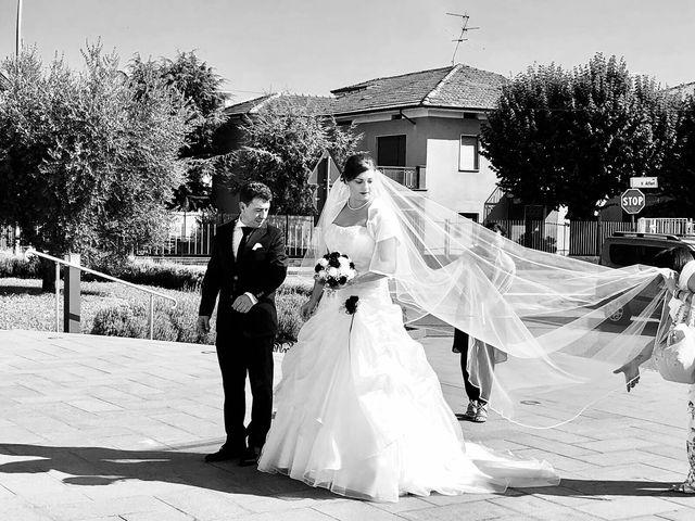 Il matrimonio di Eros e Mara a Dalmine, Bergamo 1