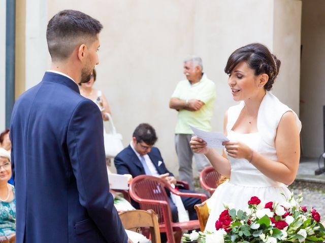 Il matrimonio di Julien e Irene a Malgrate, Lecco 15