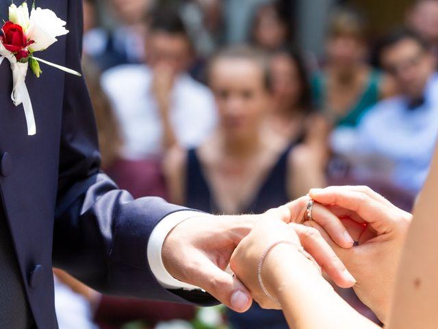 Il matrimonio di Julien e Irene a Malgrate, Lecco 17