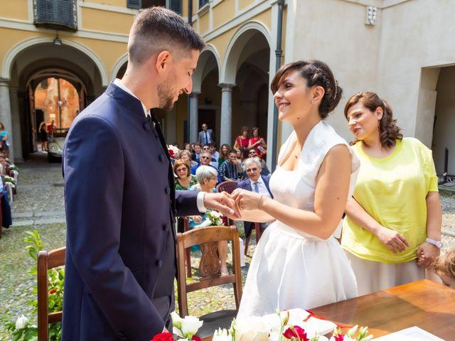 Il matrimonio di Julien e Irene a Malgrate, Lecco 19