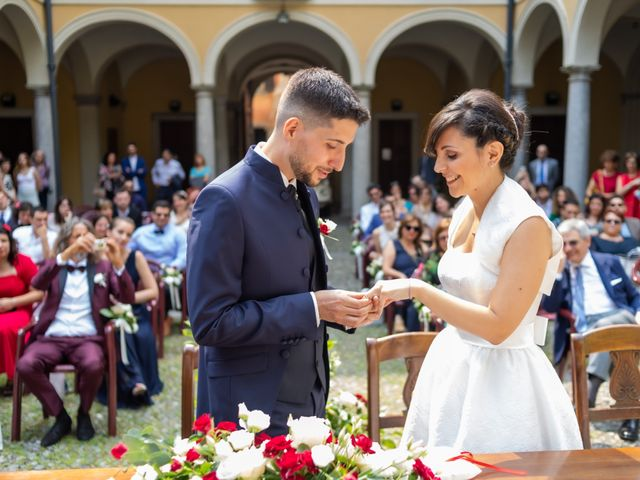 Il matrimonio di Julien e Irene a Malgrate, Lecco 20