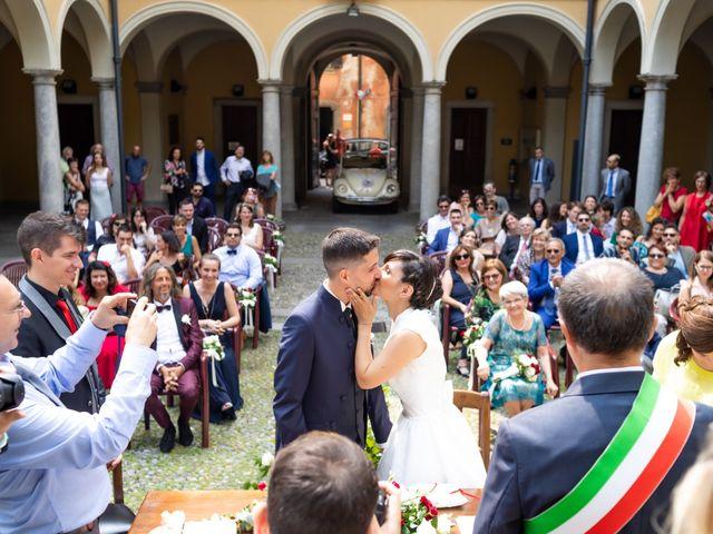 Il matrimonio di Julien e Irene a Malgrate, Lecco 22