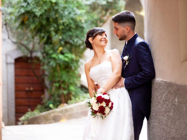 Il matrimonio di Julien e Irene a Malgrate, Lecco 1