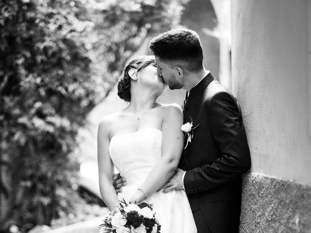 Il matrimonio di Julien e Irene a Malgrate, Lecco 23