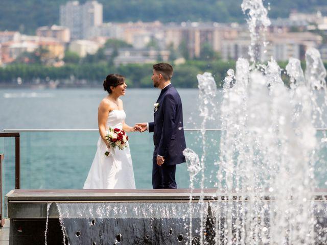 Il matrimonio di Julien e Irene a Malgrate, Lecco 24