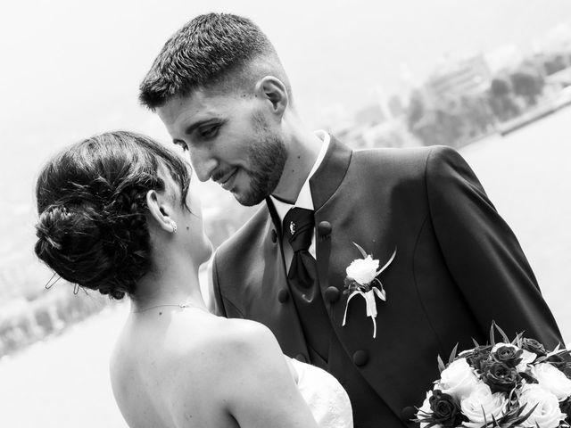 Il matrimonio di Julien e Irene a Malgrate, Lecco 26