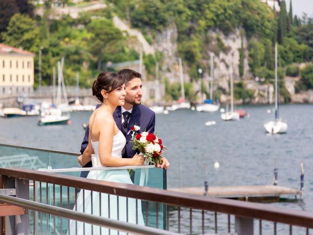 Il matrimonio di Julien e Irene a Malgrate, Lecco 27