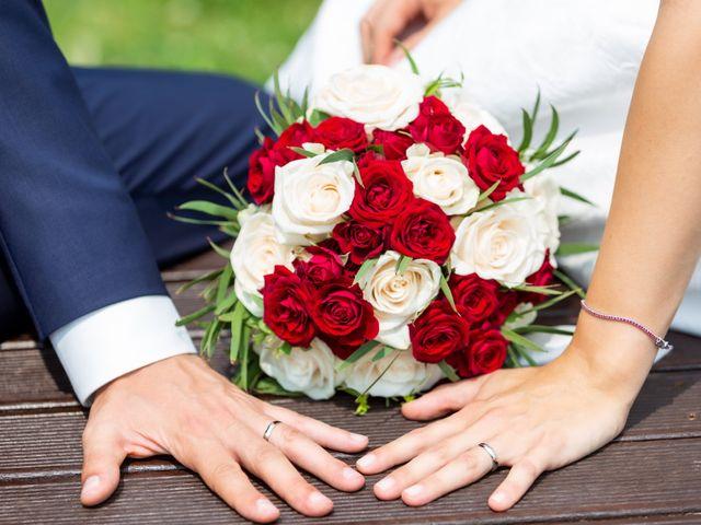 Il matrimonio di Julien e Irene a Malgrate, Lecco 29